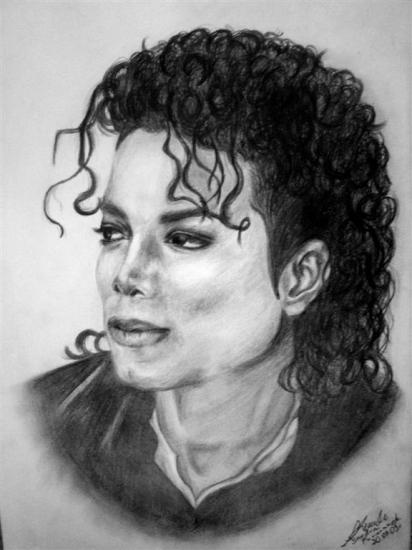 Michael Jackson by sandritta88